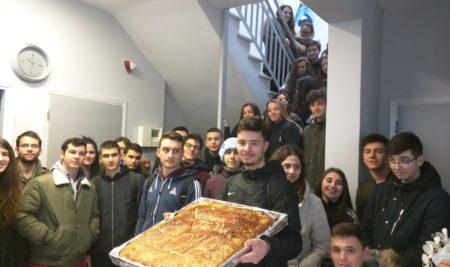 Κοπή πίτας 2018